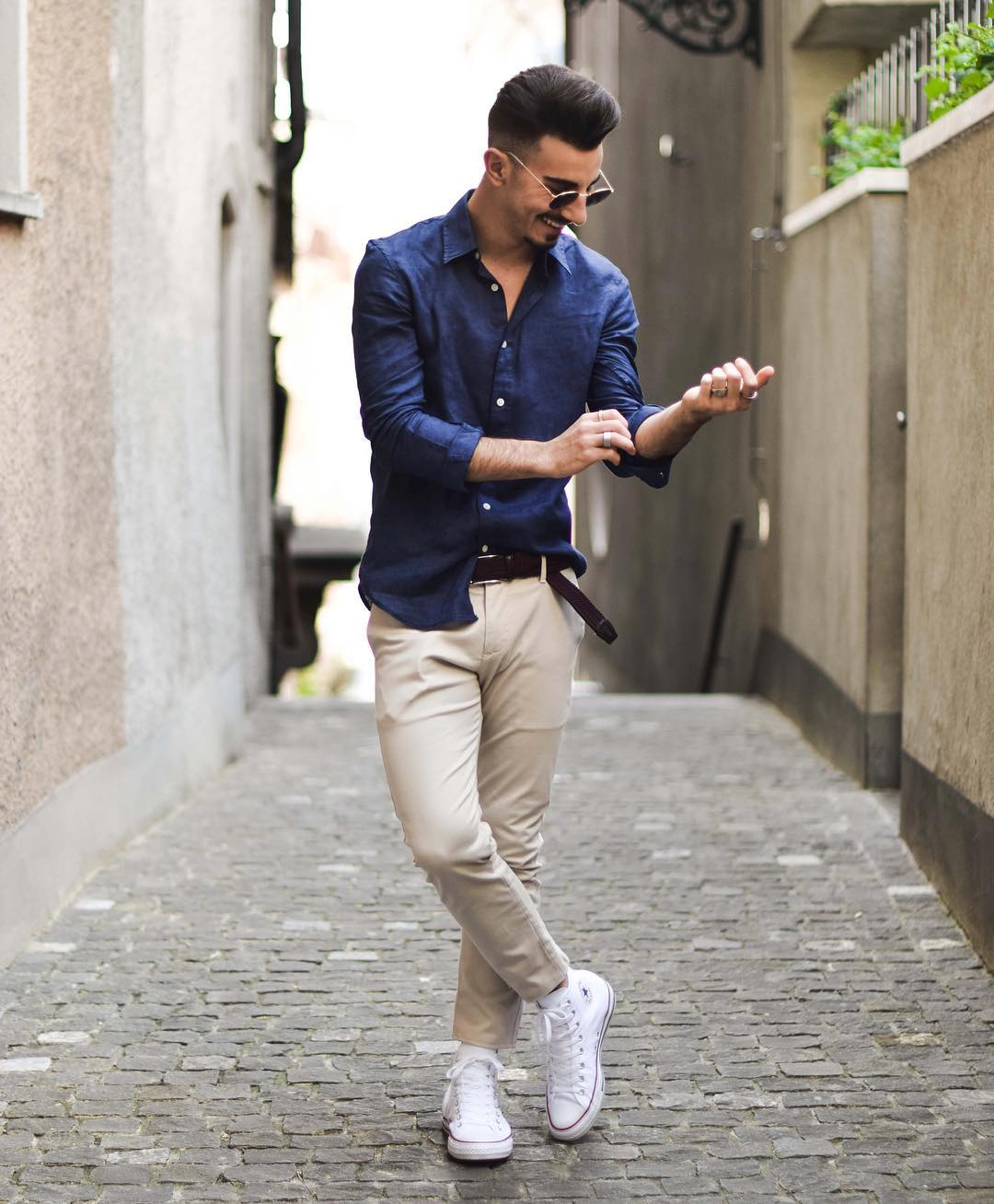 5 Drool-Worthy Summer Outfits For Guys #summer #outfits #mensfashion #streetstyle