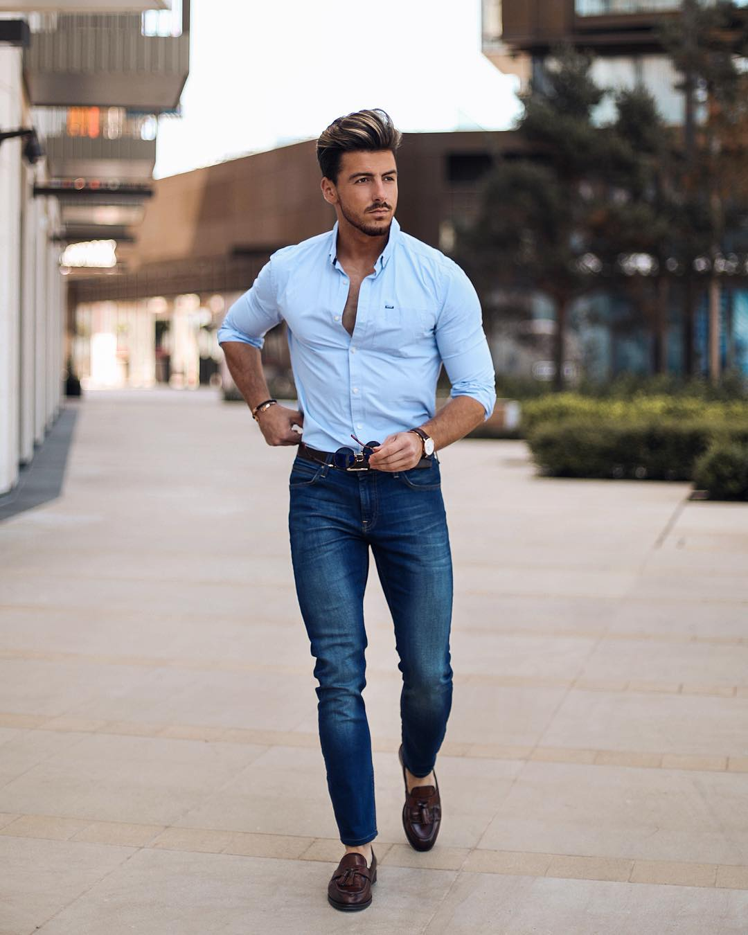 5 Simple Shirt Outfits For Men \u2013 LIFESTYLE BY PS