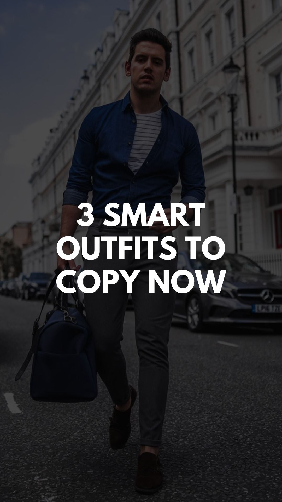 3 Smart Outfits To Copy Now