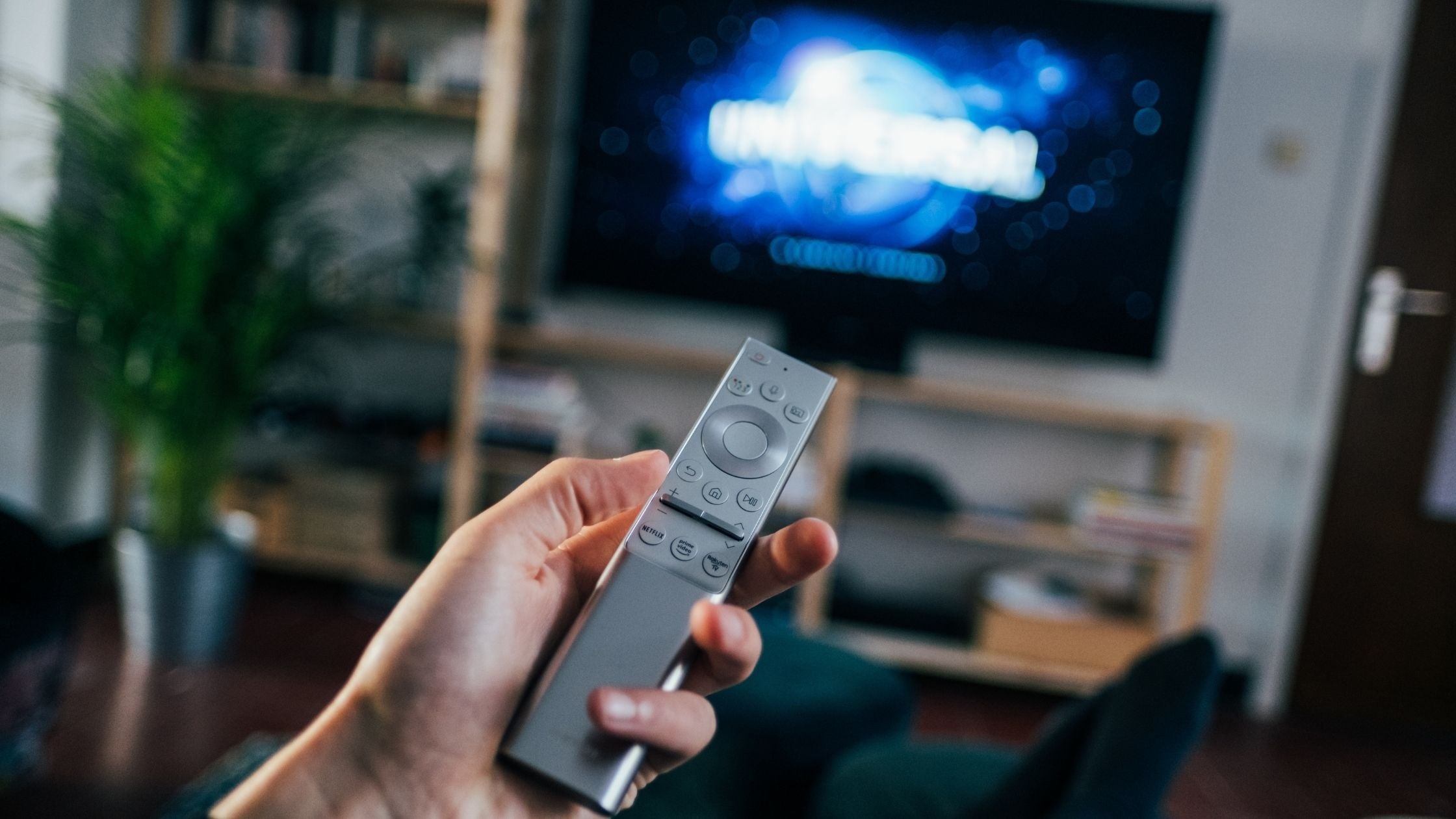 3. You constantly turn the volume up on the television.