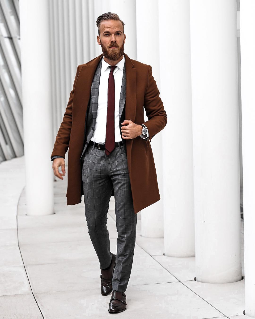 5 Formal Outfits To Look Sharp For Men #formaloutfits #mensfashion #streetstyle