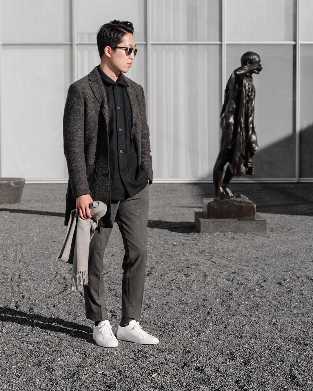 5 Street Style You'll Love Only If You're A Minimalist  #minimal #streetstyle #mensfashion