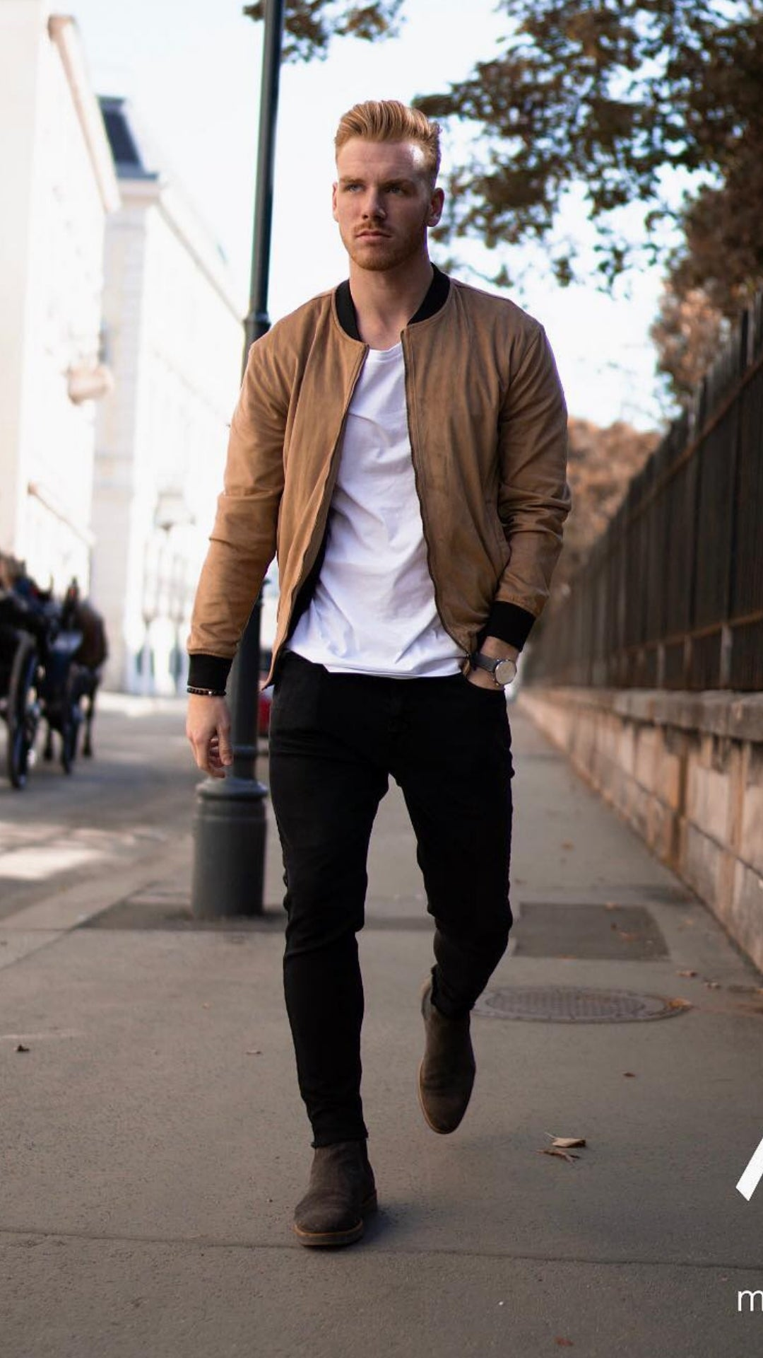 5 Bomber Jacket Outfits To Wear Every Fall Weekends Lifestyle By Ps