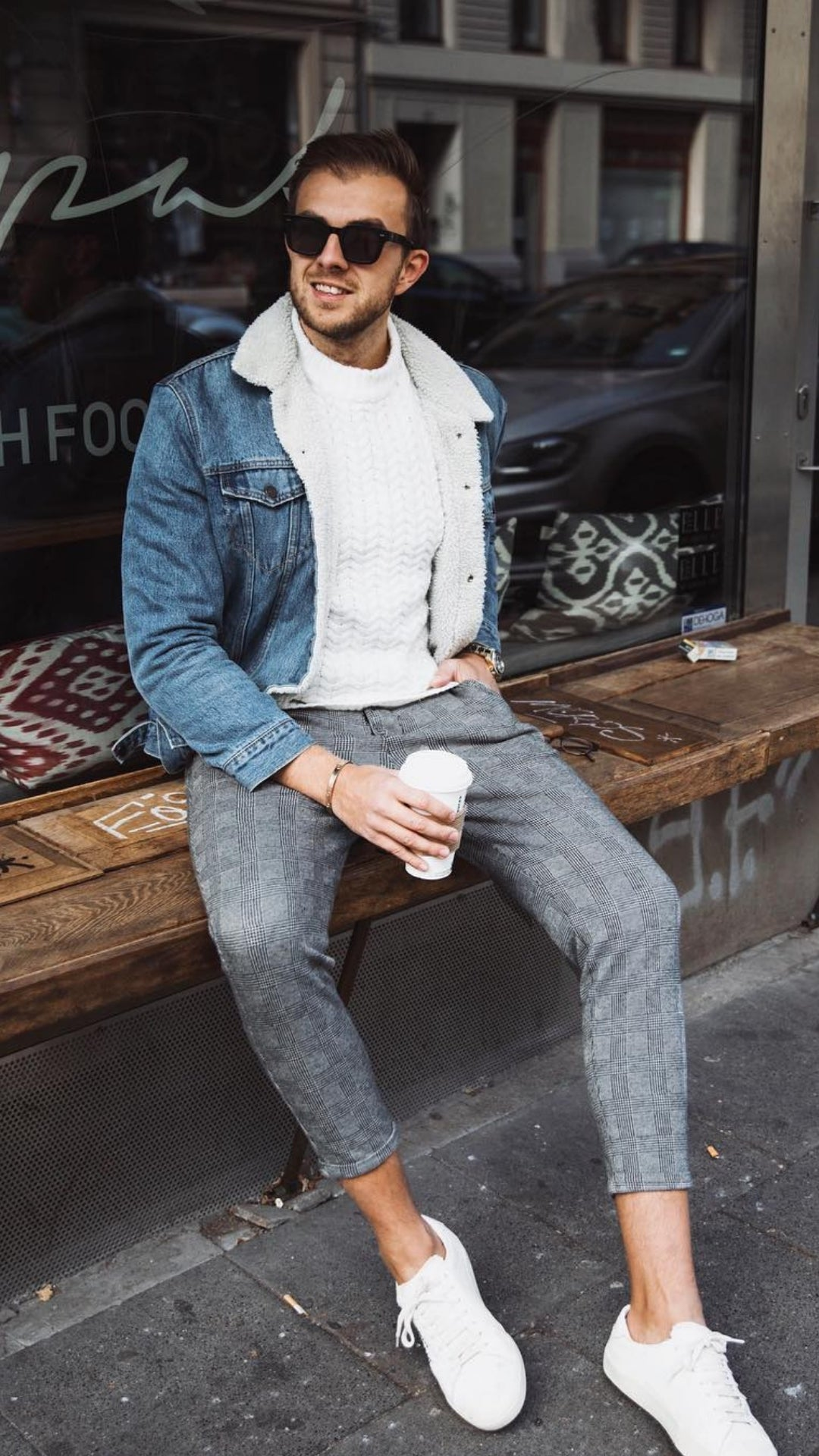 5 Street Ready Outfits To Copy Now #streetstyle #mensfashion