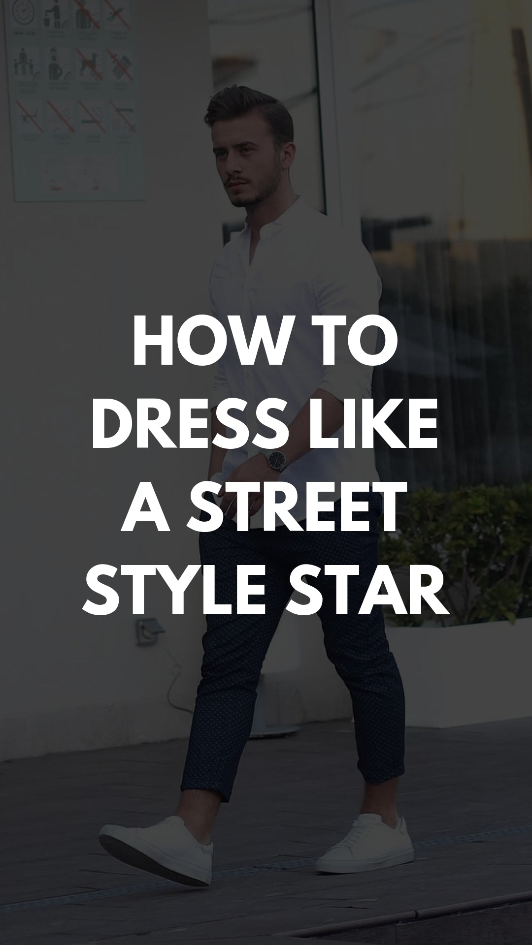 5 Street Style Looks I Fully Intend On Copying In 2019 #streetstyle #mensfashion #casualstyle