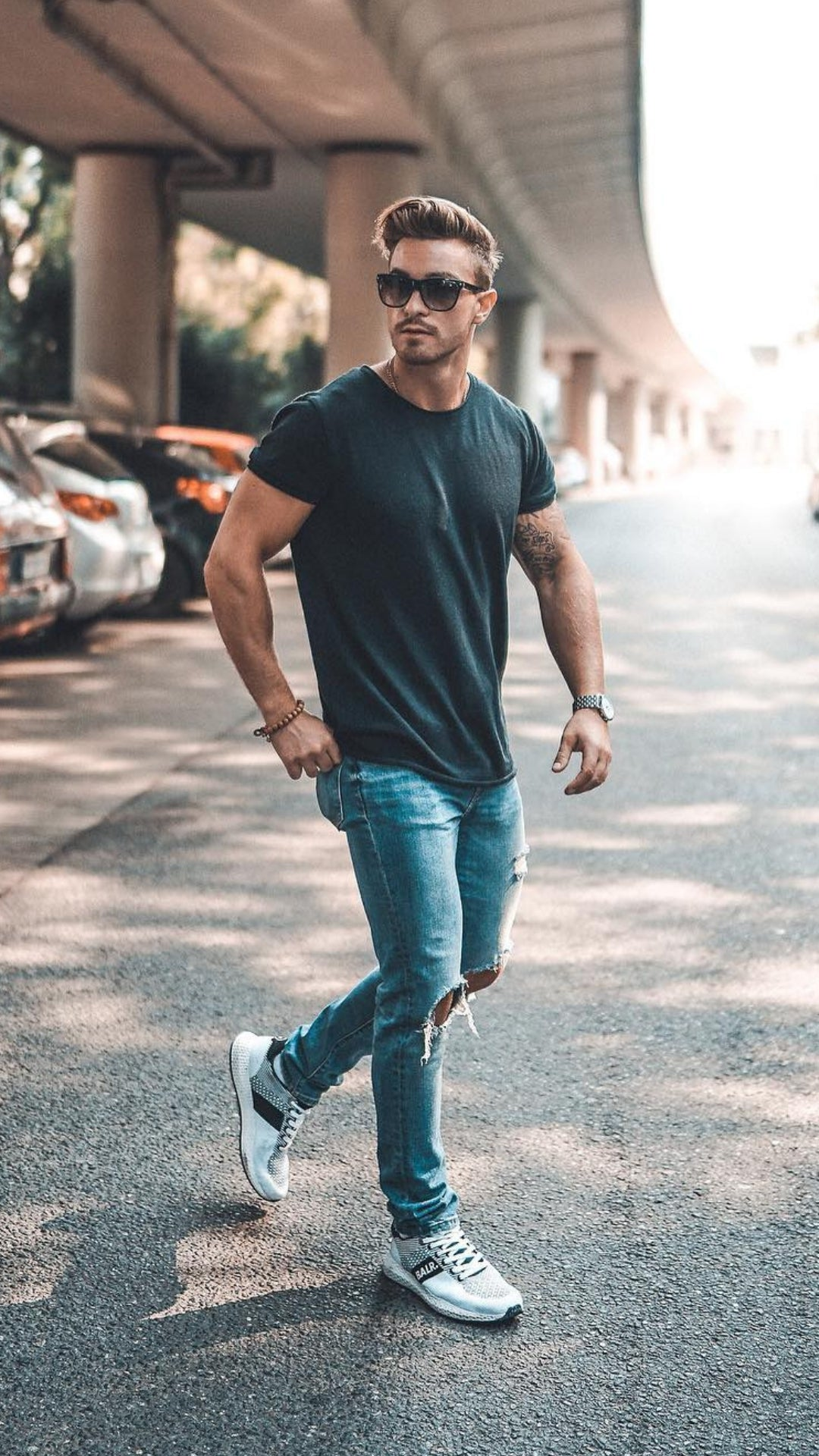 If You Like Street Style, Try These Outfit Ideas #streetstyle #mensfashion