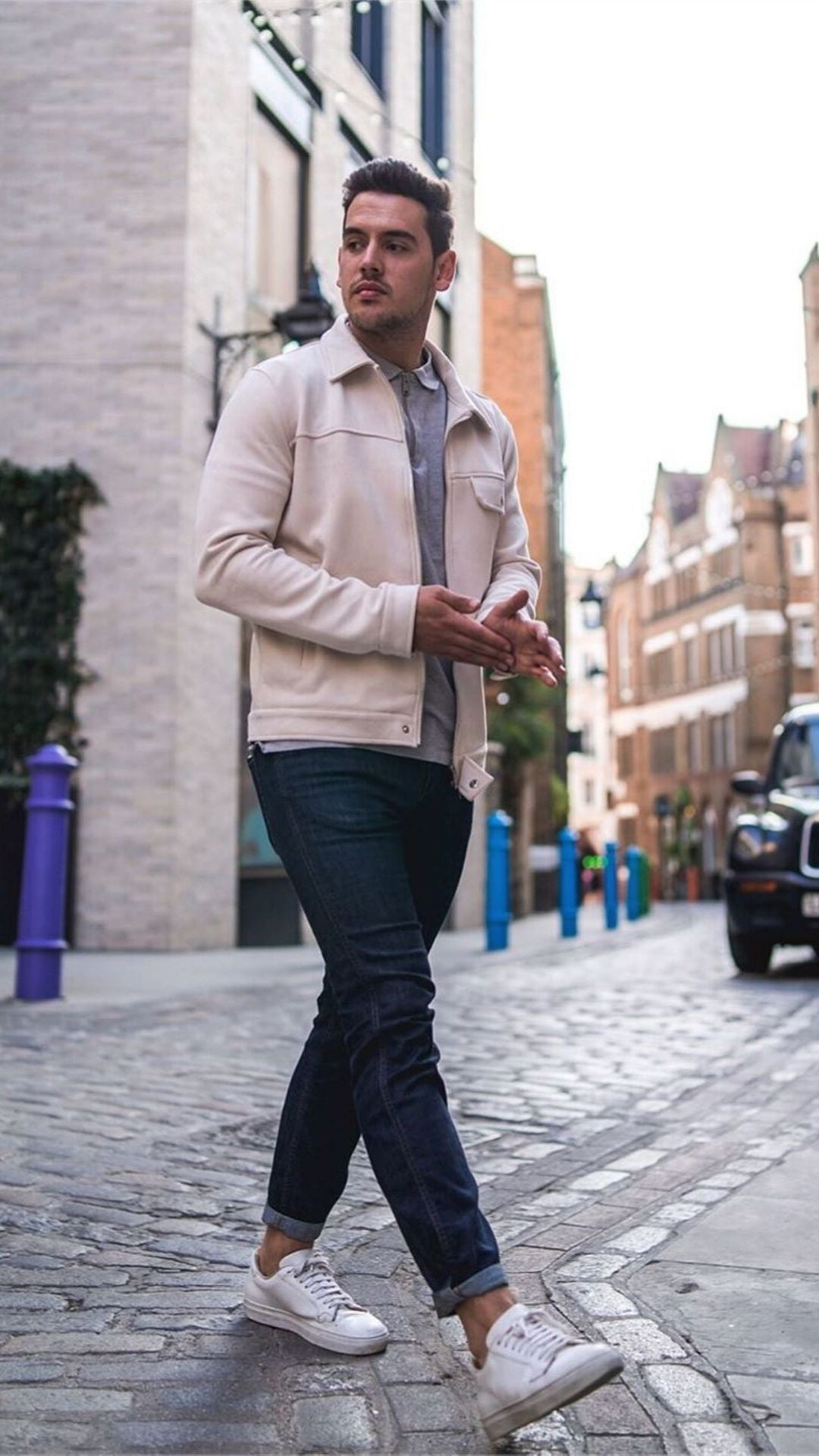 5 Dapper Fall Outfits For Young Guys #falloutfits #fallstyle #mensfashion