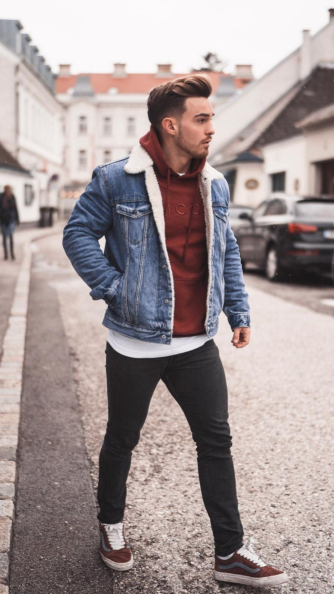 5 Edgy Street Styles Looks To Try In 2019 #streetstyle #mensfashion #casualoutfits