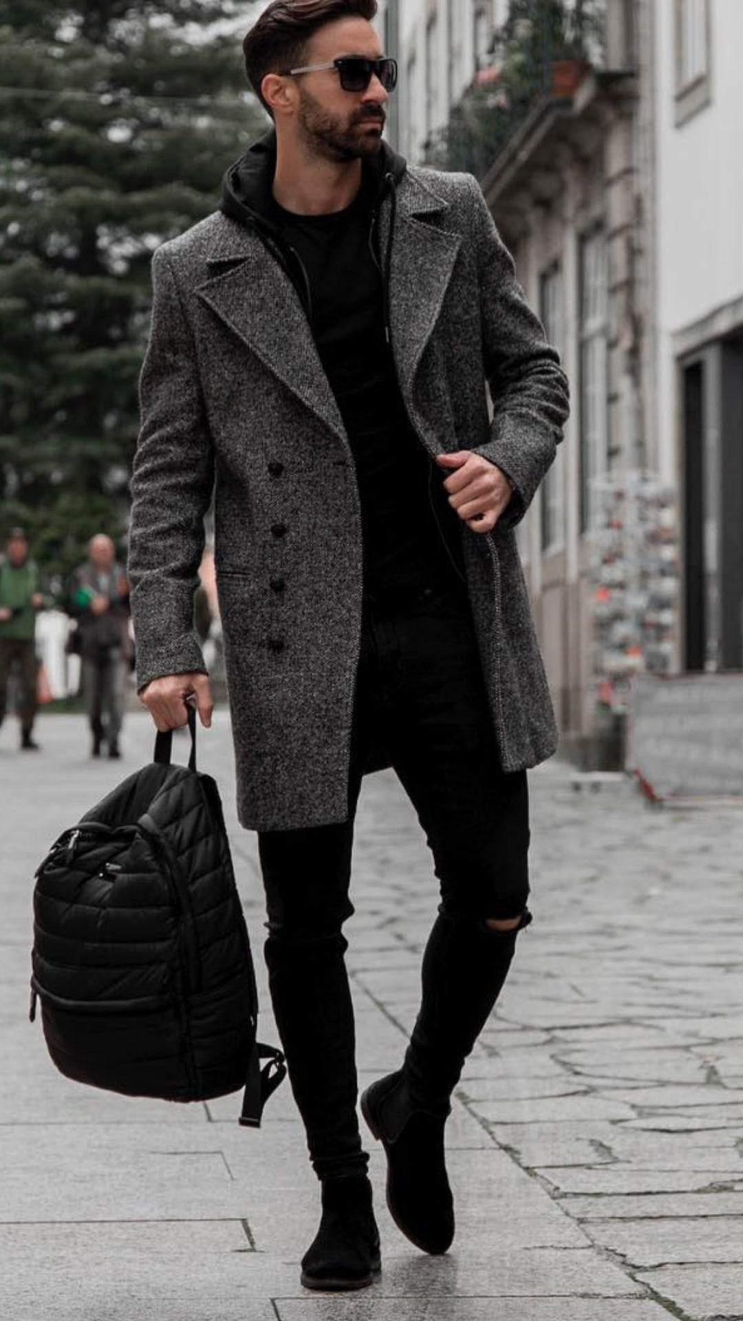 The Best 5 Winter Outfits With Long Coats – LIFESTYLE BY PS