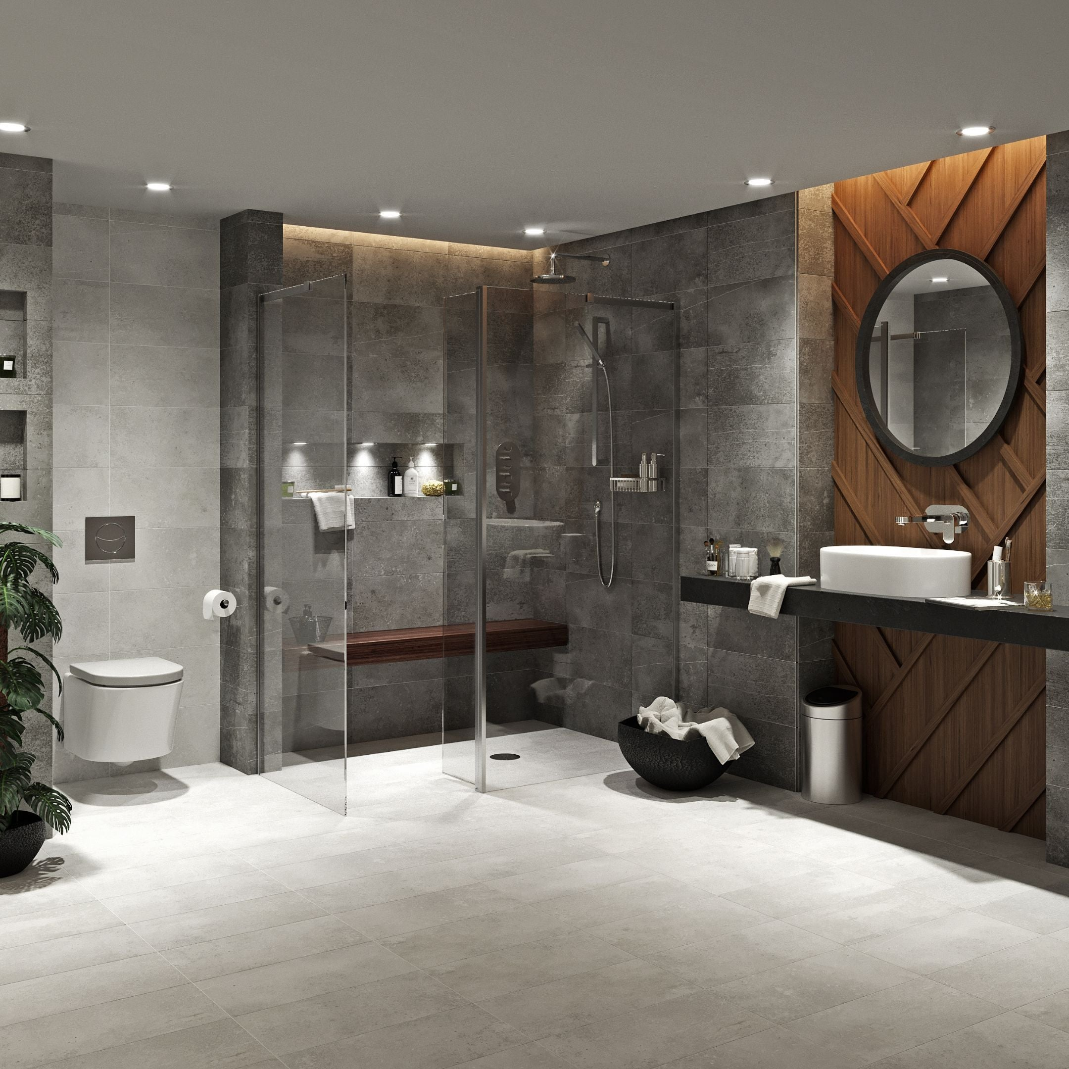 5 Match-Winning Bathroom Tips For Your Bachelor Pad