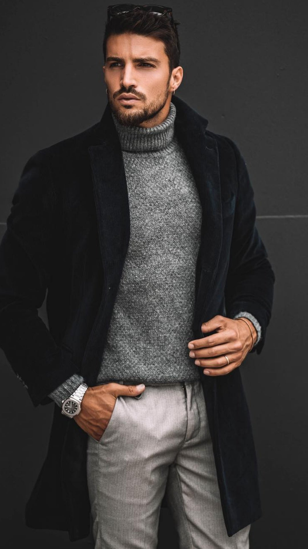 5 Outfits I'm Stealing From Mariano Di Vaio #celebrity #mensfashion #streetstyle