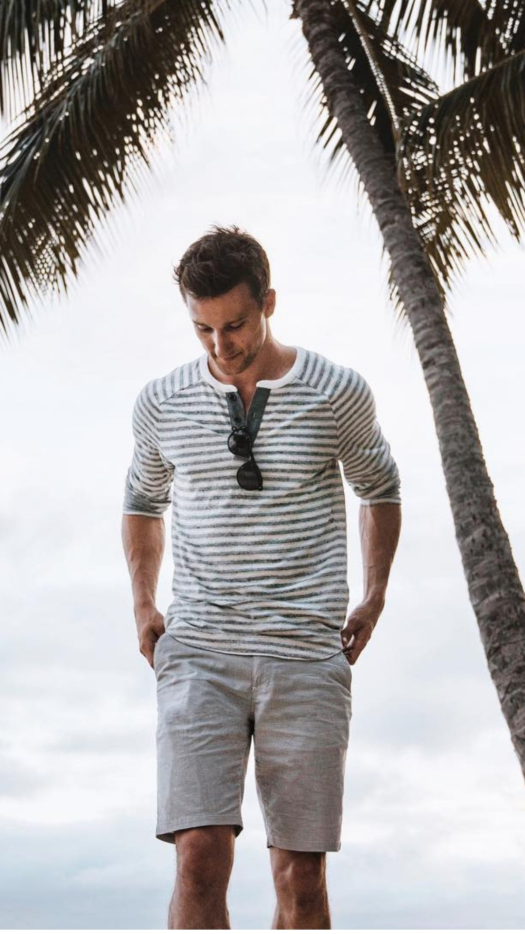 5 Shorts Outfits For Men #shorts #mensfashion