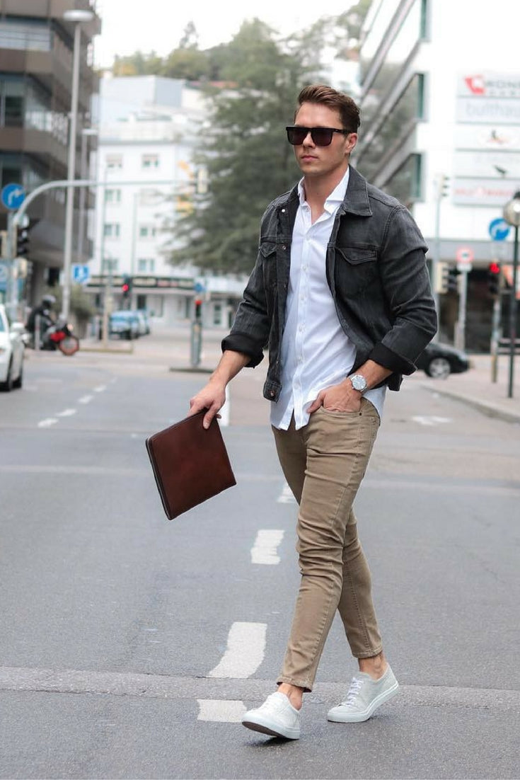 5 Blogger Approved Ways To Wear Chinos Lifestyle By Ps