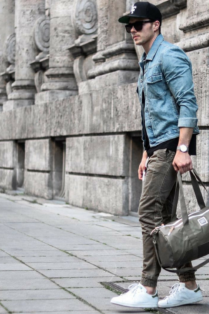 5 Blogger-Approved Ways To Wear Chinos – LIFESTYLE BY PS