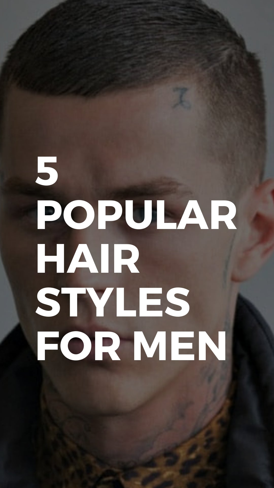 5 Popular Men's Hairstyles To Try In 2019 #mens #hairstyles #haircuts