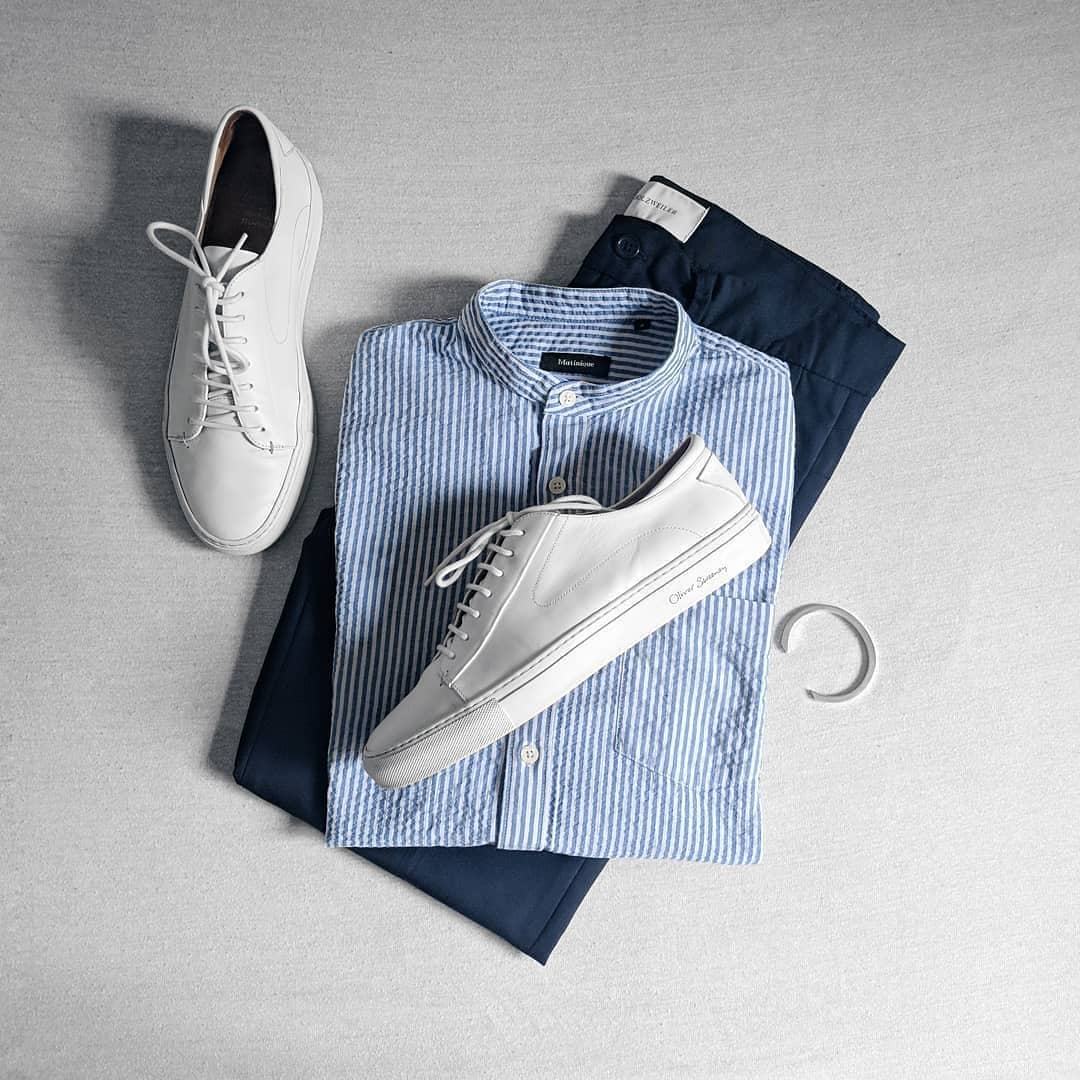 Men's outfit grids. Instagram outfit grids for men