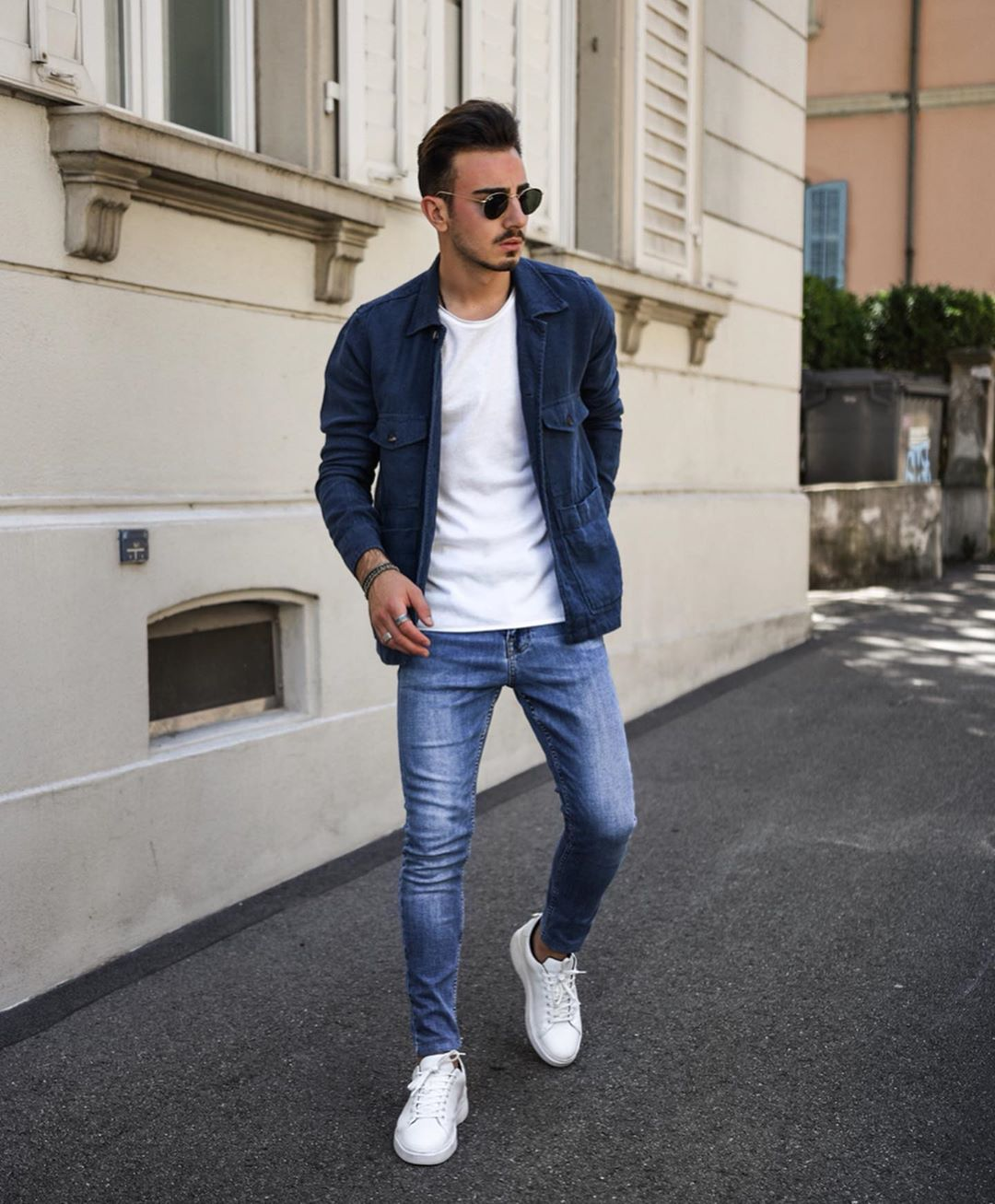5 Casual Outfits For Guys #casual #style #mensfashion