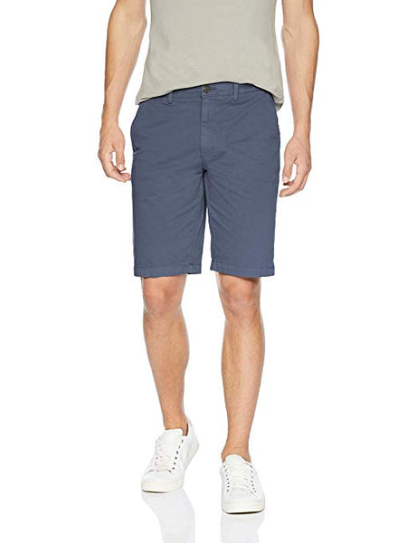 navy shorts men