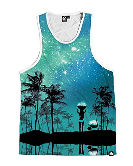 tropical tank top men