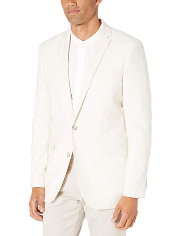 ivory blazer for men