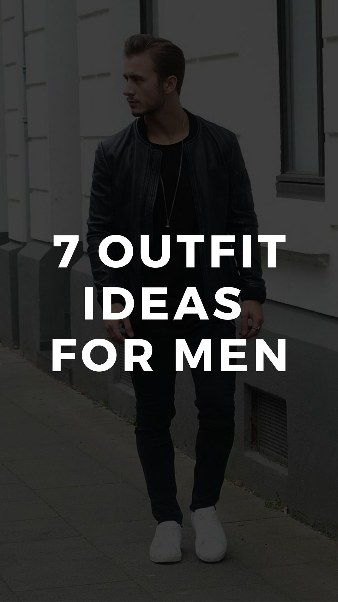 Simple outfits for men #mensfashion #simple #outfits