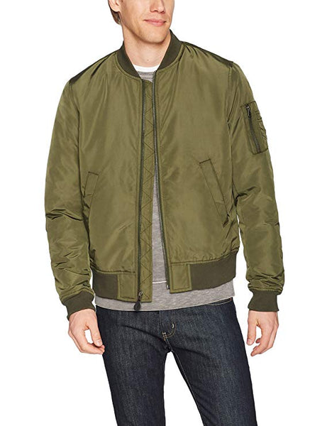 Bomber jacket for men #bomber #jacket #mens #fashion