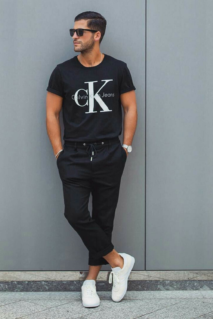 14 Coolest All Black Casual Outfit Ideas For Men \u2013 LIFESTYLE