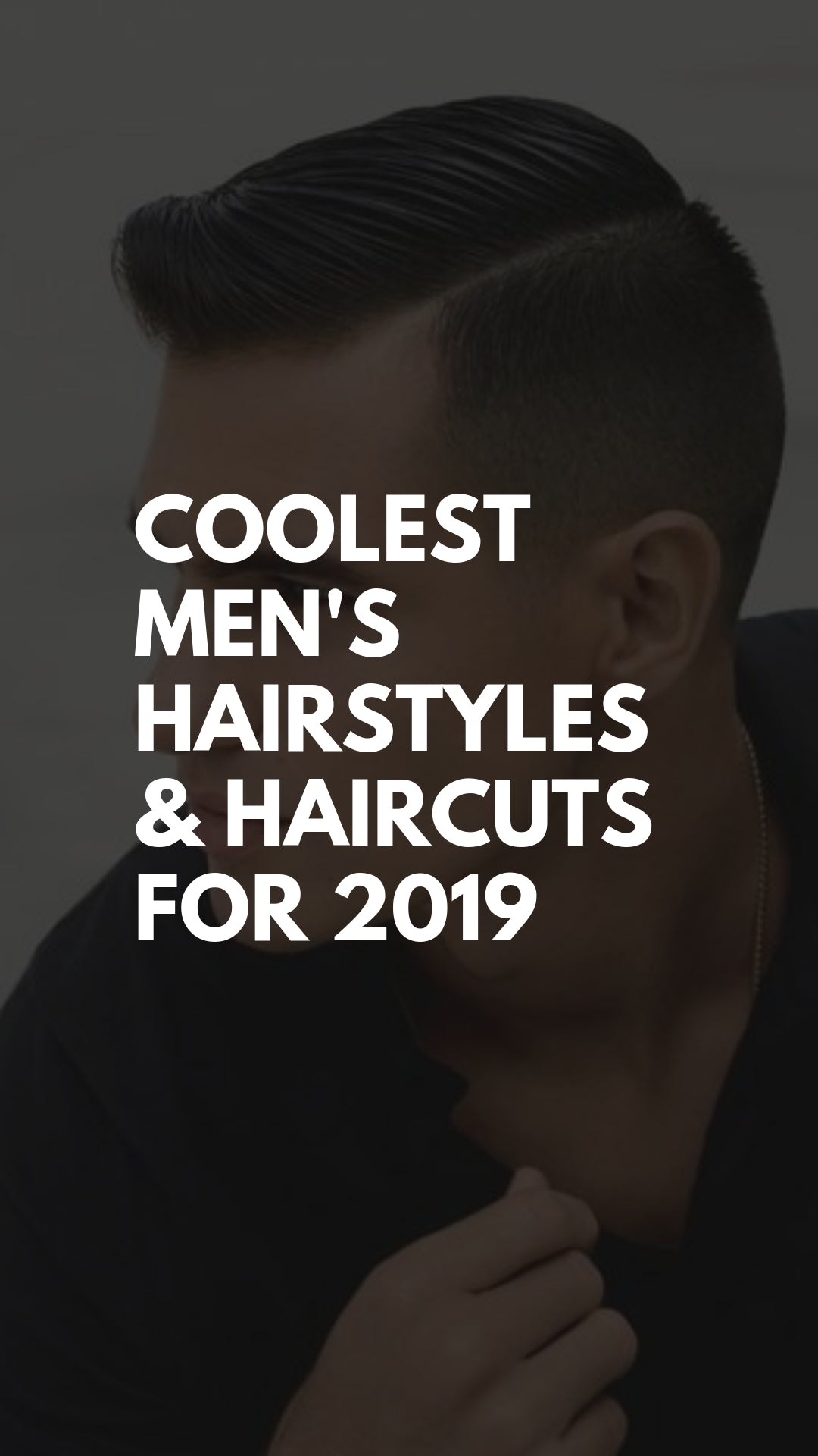 BEST MEN'S HAIRCUTS FOR 2019 #hairstyles #haircuts #2019