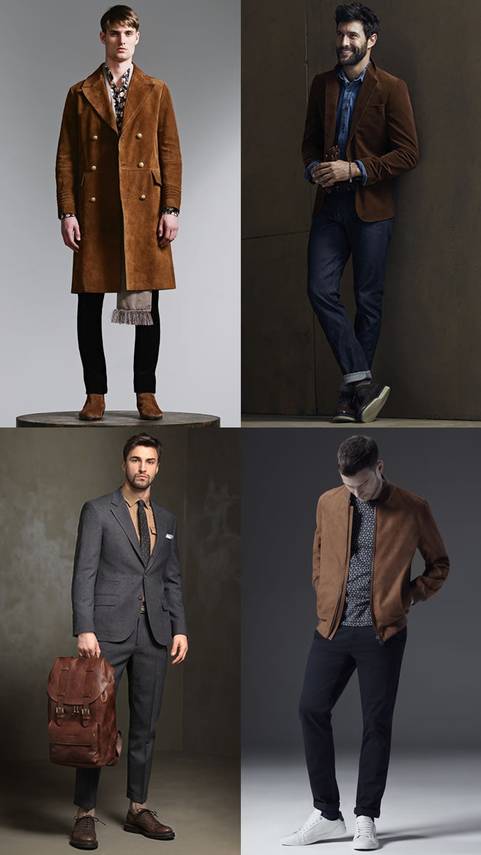 brown outfit ideas