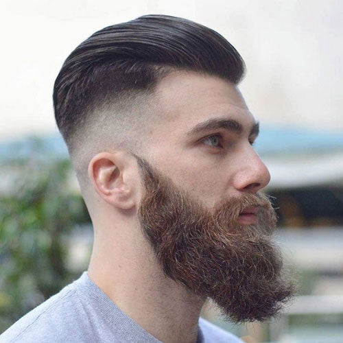 Cool Beard & Hairstyle Combos For 2018 – LIFESTYLE BY PS