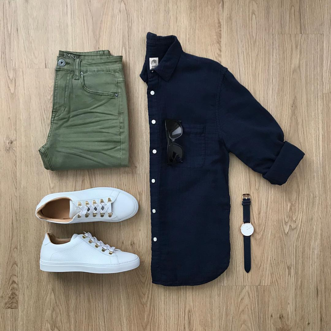 751e611d0ca Guide To Business Casual For Men