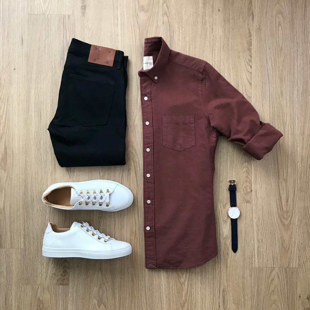 Business Casual Outfit For Men