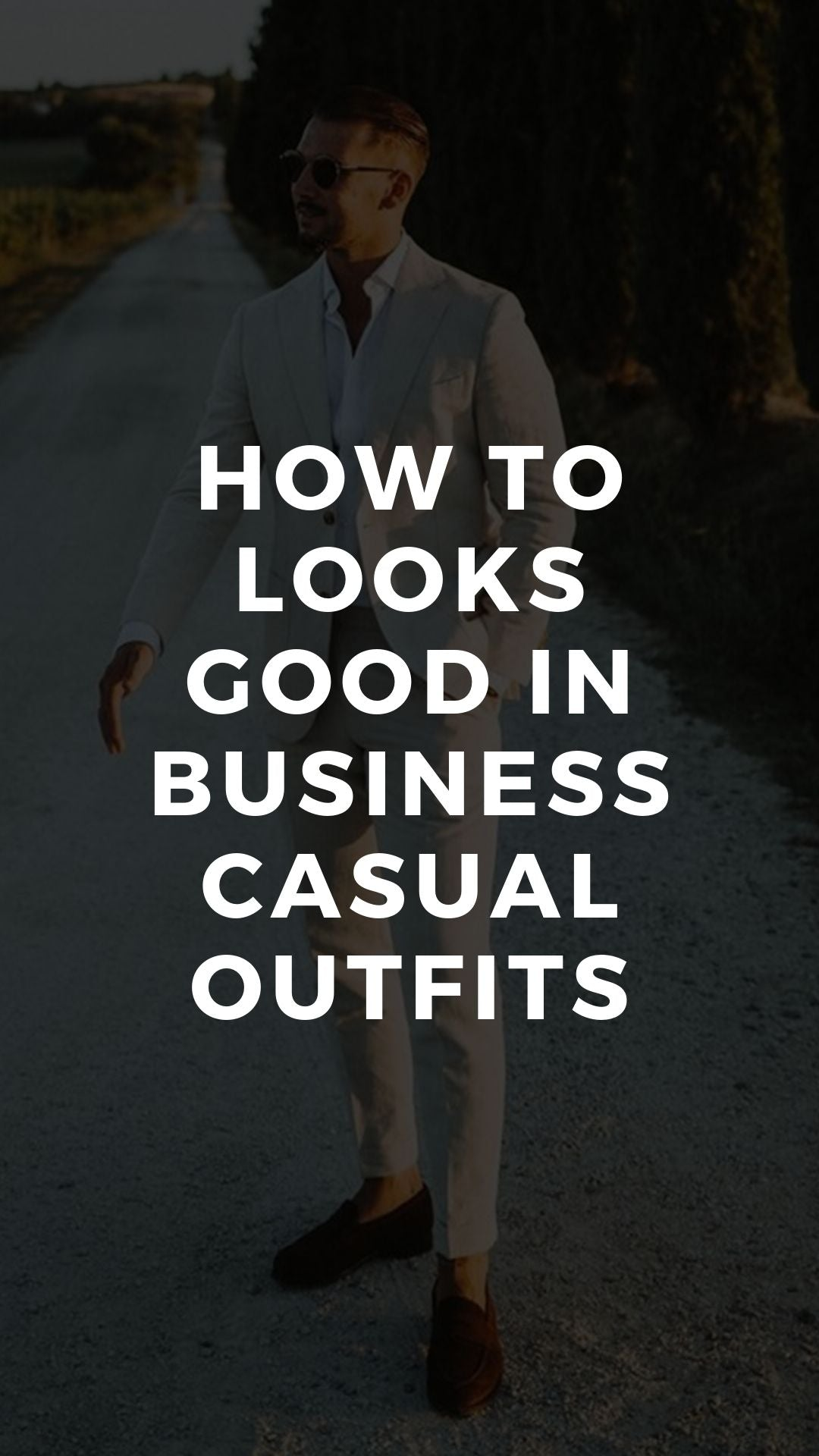 Business causal outfits for men #business #casual #outfits