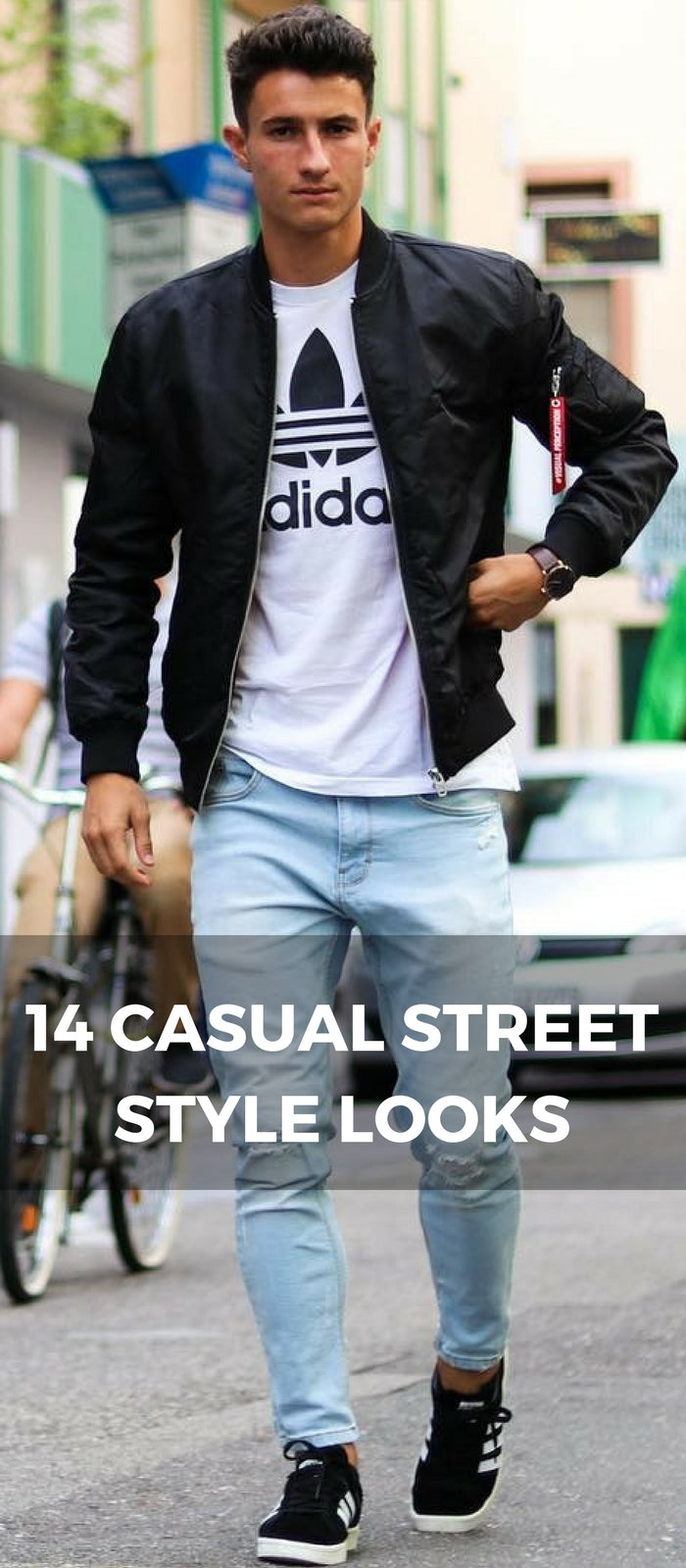 14 Coolest Casual Street Style Looks
