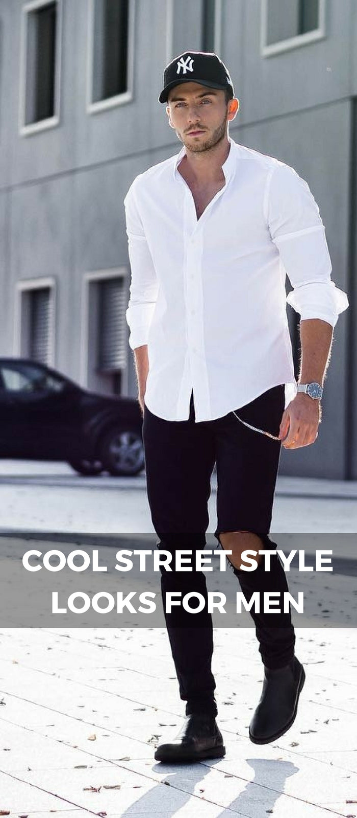 11 Cool Outfits For Guys Lifestyle By Ps