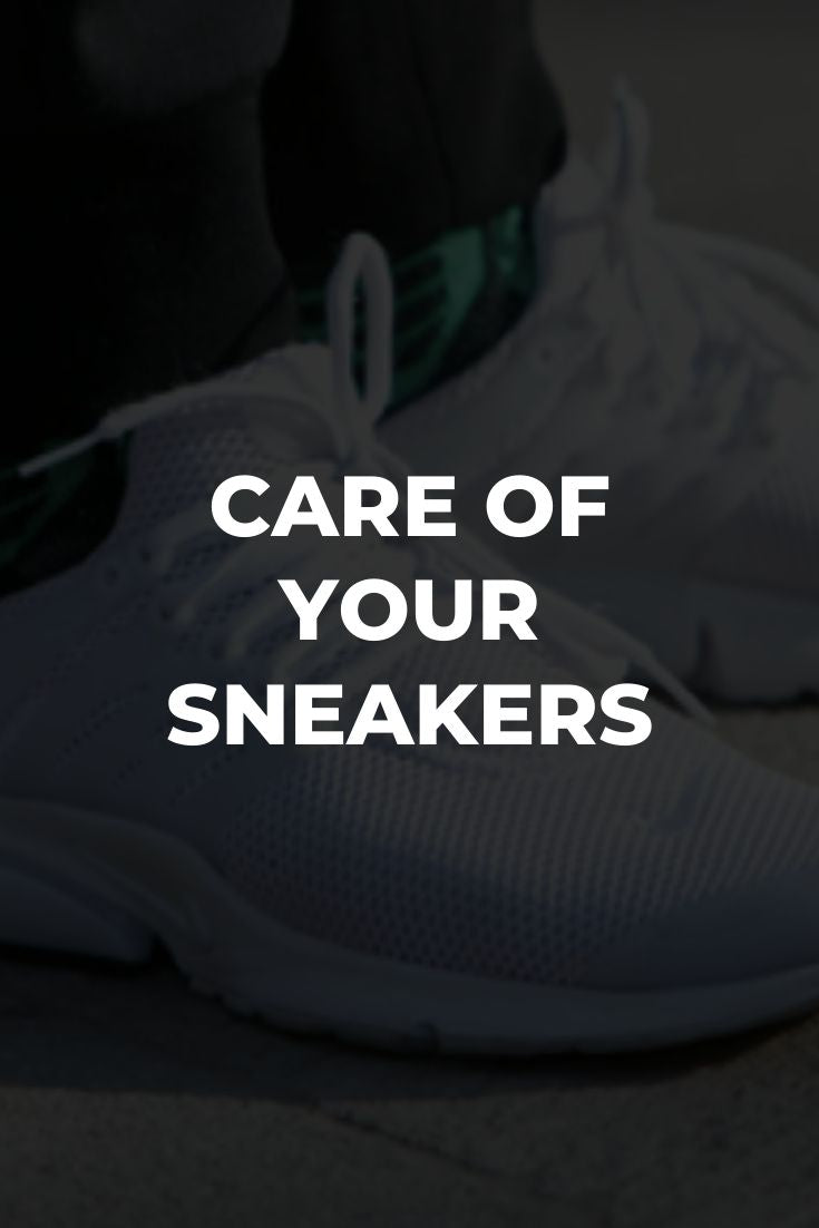 Care of Your Sneakers