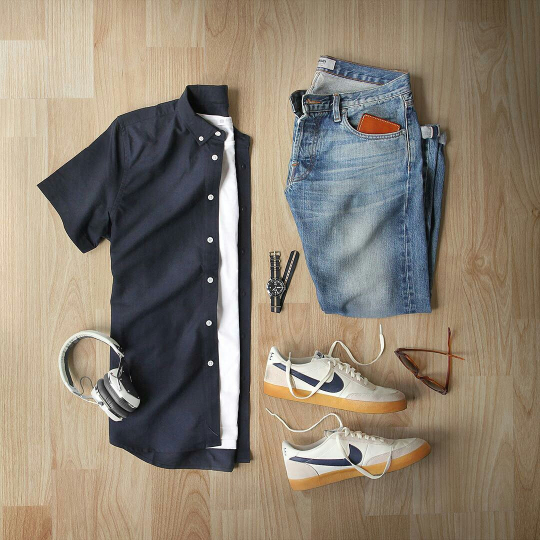 16 Amazing Casual Outfit Grids For Guys Lifestyle By Ps