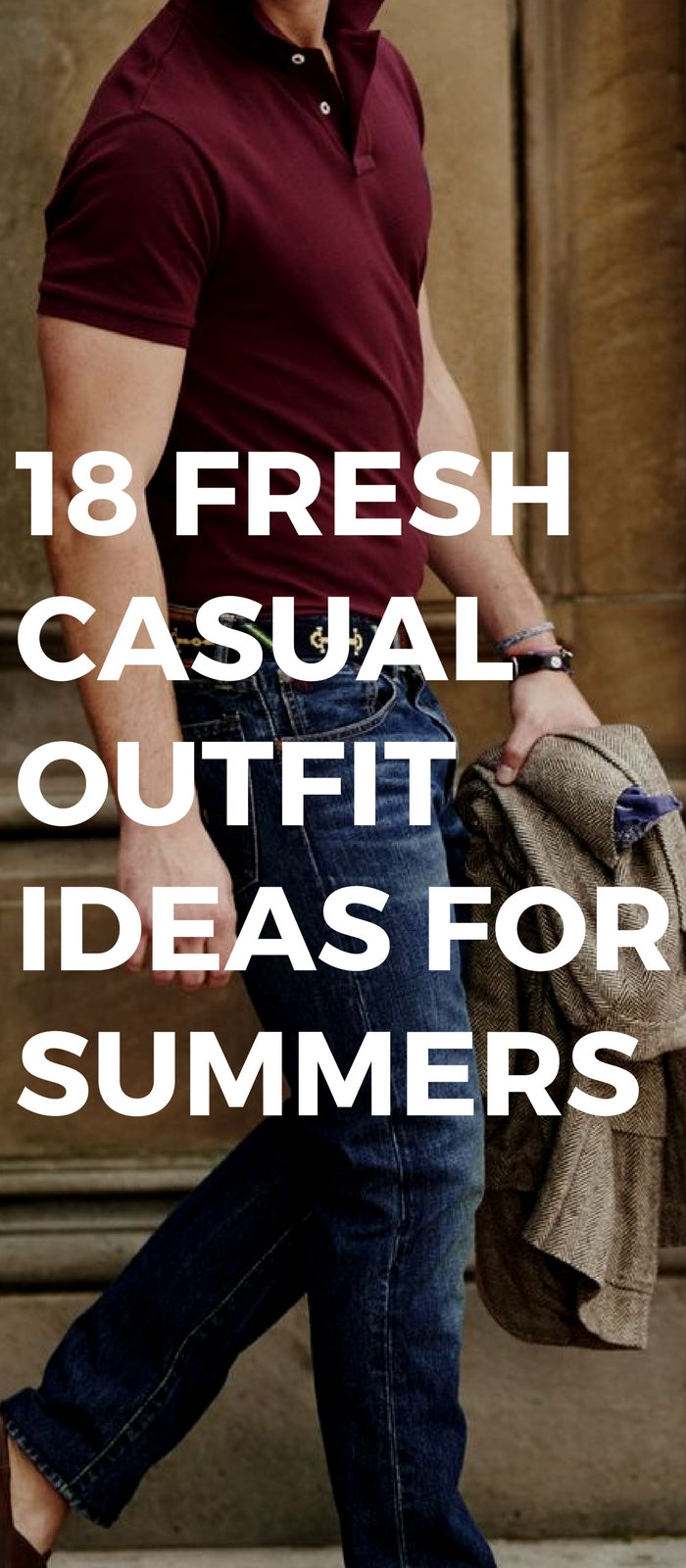 Casual Outfit Ideas For Summers