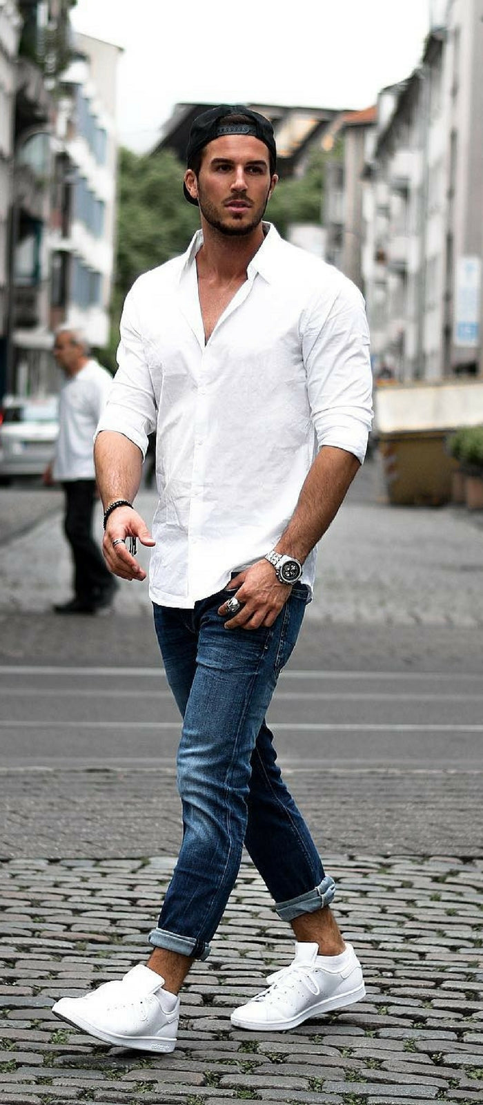 13 coolest casual street styles for men – lifestyleps
