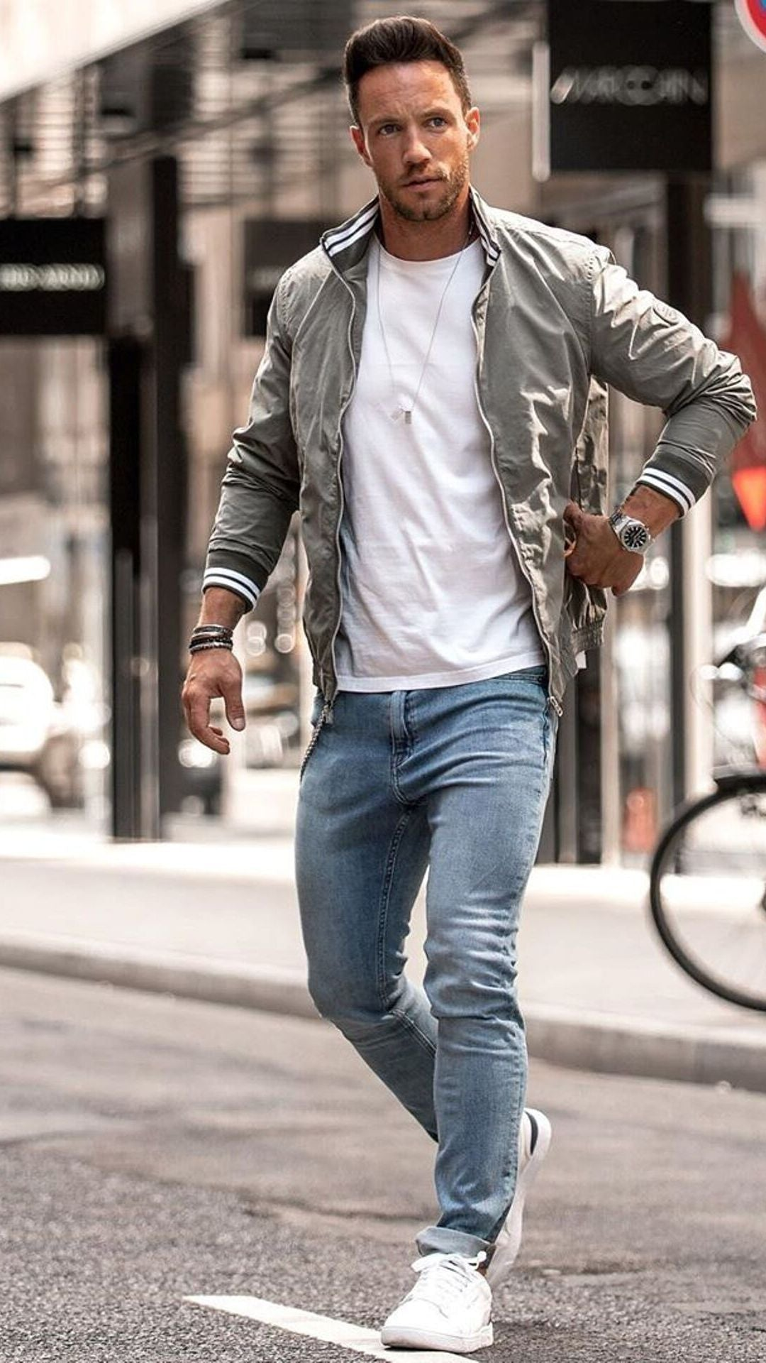 5 Cool & Casual Outfits For Men - LIFESTYLE BY PS