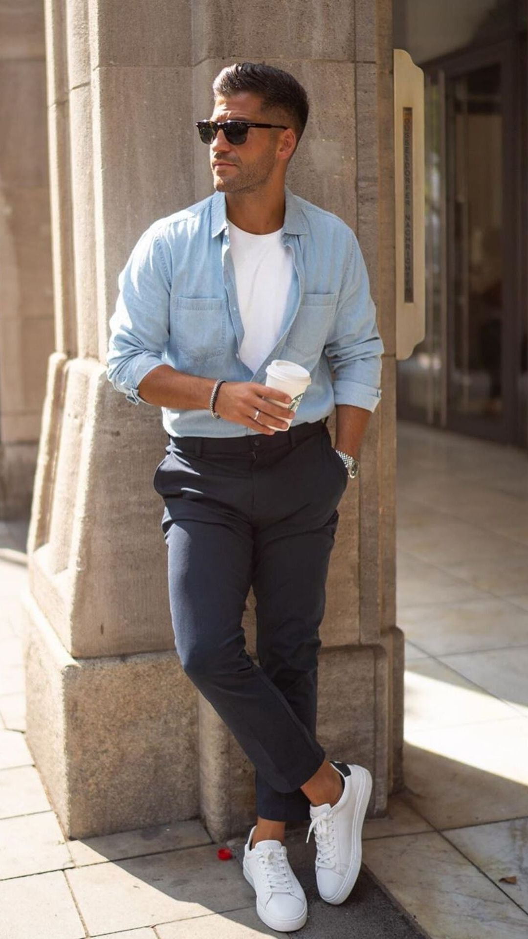 5 Casual Street Style Looks For Men #mens #fashion #street #style