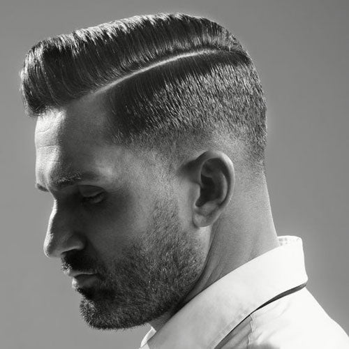 Classic comb over haircuts for men 2018