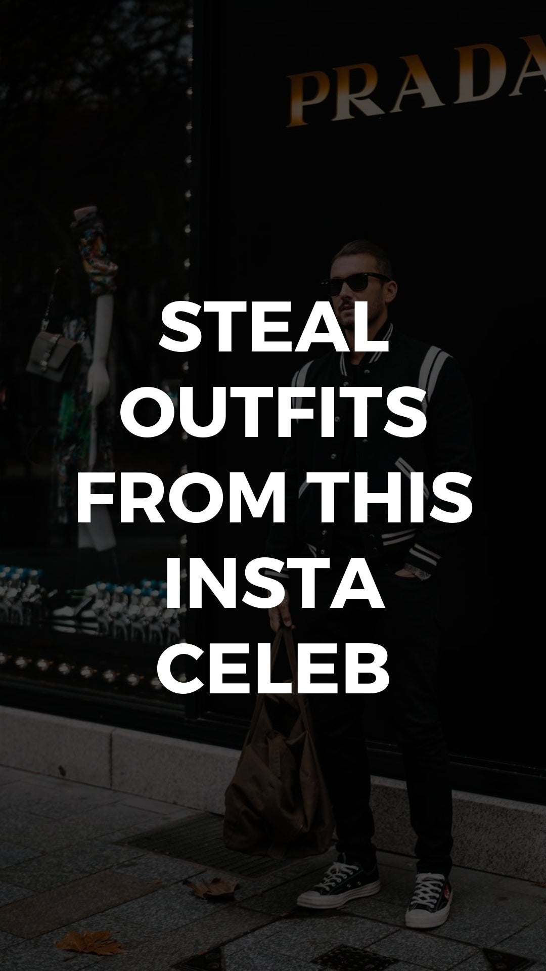 5 Best Looks From Sandro's Instagram Account #fallfashion #winter #outfits #mensfashion #streetstyle