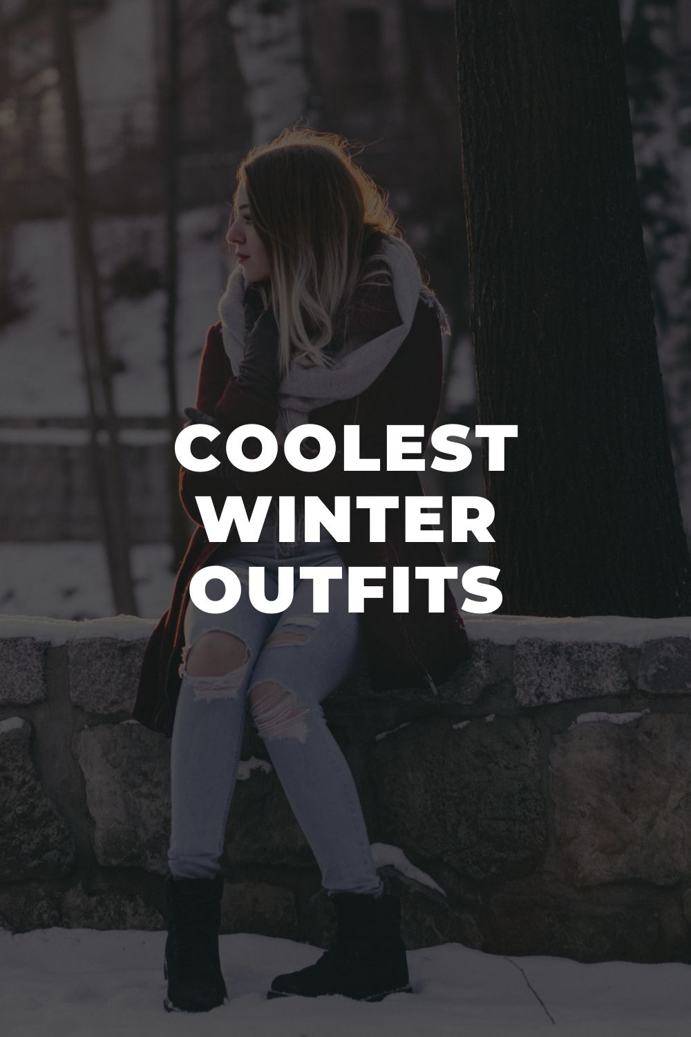9 Styles Of Clothing For Moody Winter Outfits