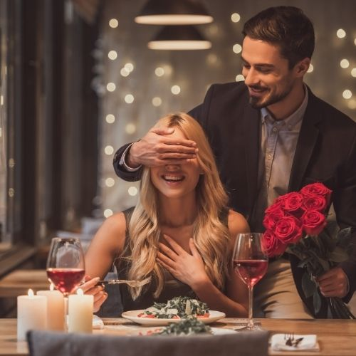 How COVID-19 Could Be Good For Dating
