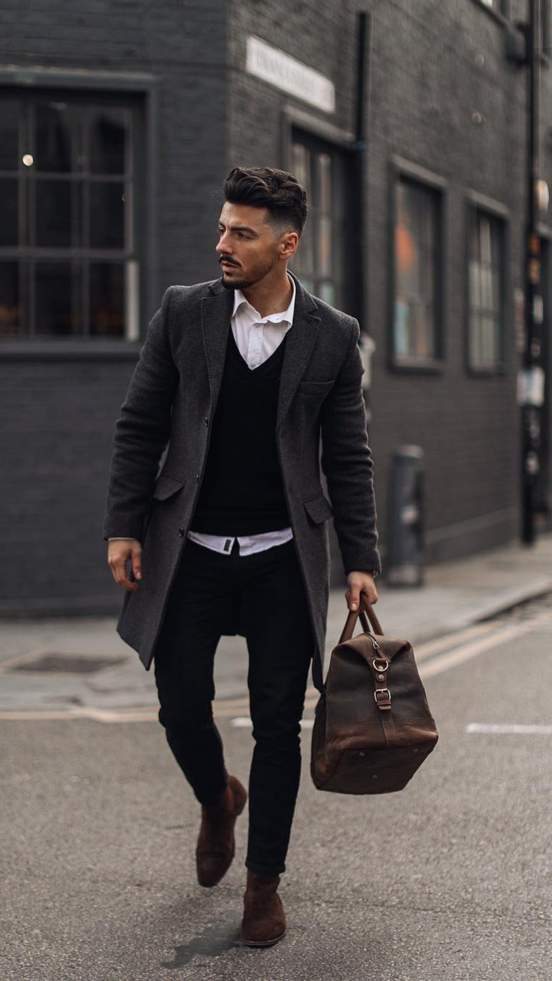 5 dapper winter outfits for men – lifestyleps