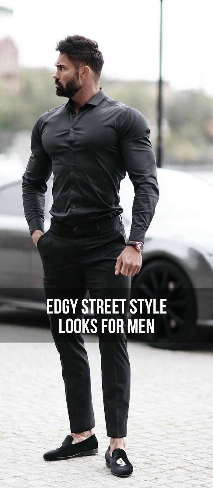 16 Edgy Street Style Looks To Help You Dress Sharp Lifestyle By Ps