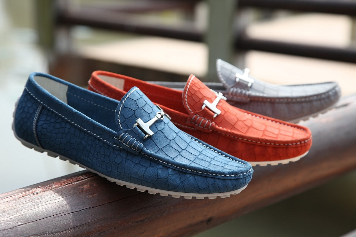 types of loafers