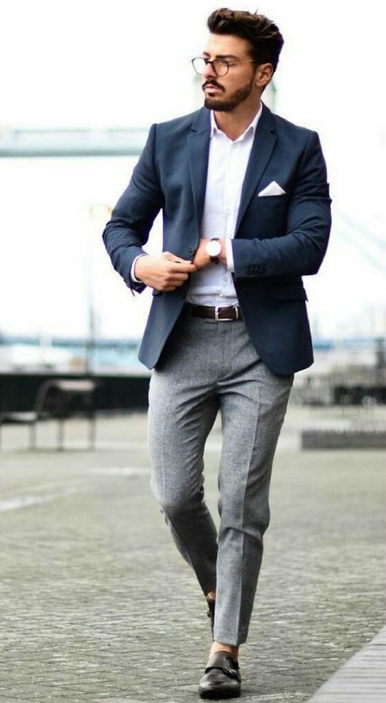 21 Dashing Formal Outfit Ideas For Men \u2013 LIFESTYLE BY PS