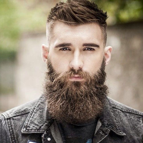 Hairstyle & beard combos 2018